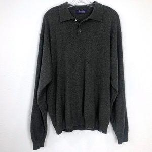 John Ashford Cashmere Pullover Sweater